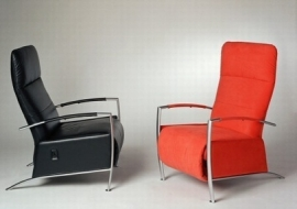 Skalma Designfauteuil, model Evolution