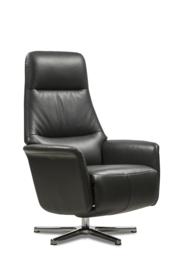 Draai relaxfauteuil  Culemborg met opstahulp, uitstekend zitcomfort Nederlands Design en  fabricaat.