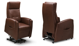 Sta op fauteuil uit de Excellent collectie-  model Bodegraven , snel leverbaar uit voorraad