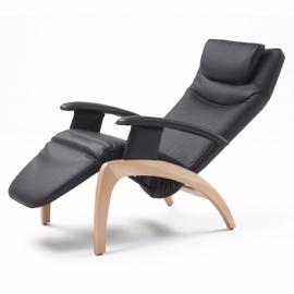 Skalma design fauteuil Woody  in leder of stof, mooi en comfortabel