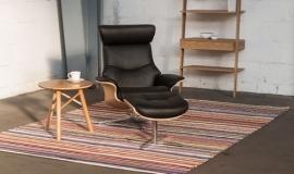 Skalma, Deense Design fauteuil model Victorie - tijdloos mooi kwaliteitsmeubel