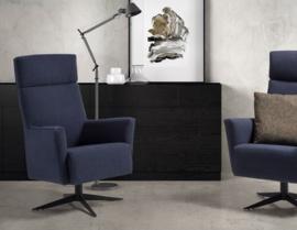 Heerlijk genieten in een mooie eigentijdse comfortabele draai-fauteuil