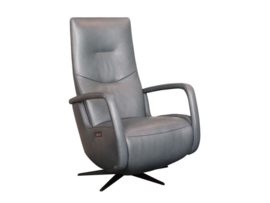 The new Fabulous Five, draaifauteuil met metalen  armleggers