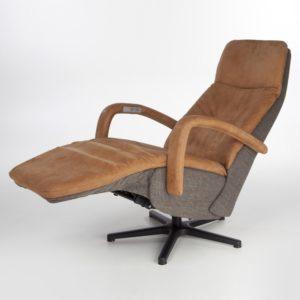 Eigentijdse handmatig of elektrisch verstelbare Design Relax Fauteuil Comforto