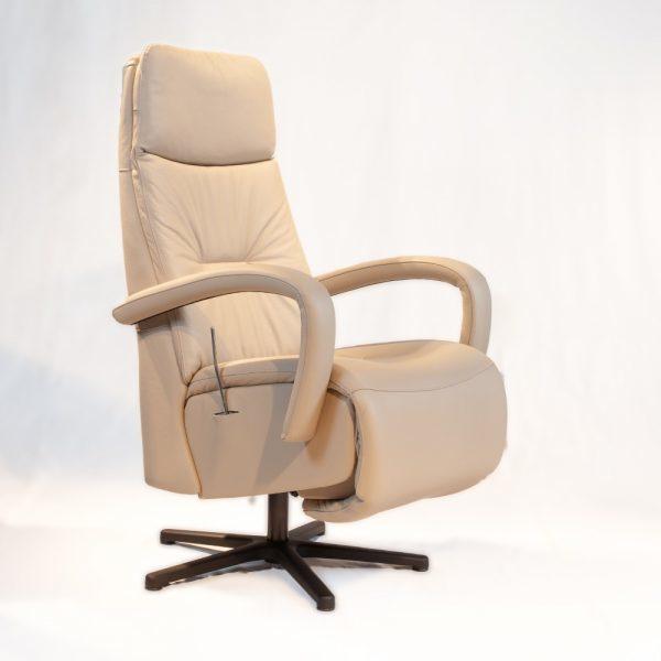 Elektrische Verstelbare Fauteuil.Eigentijdse Handmatig Of Elektrisch Verstelbare Design Relax