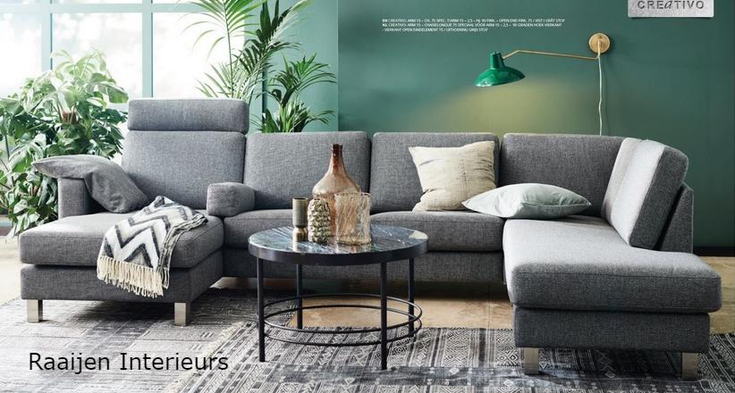 Design Bank Losse Elementen.Deense Skalma Creativo Comfort Banken Op Maat Relaxfauteuils