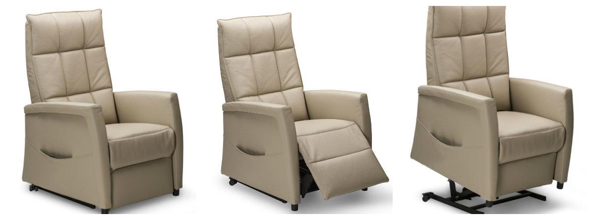 Sta op stoelen   2   Relaxfauteuils   Raaijen Interieurs