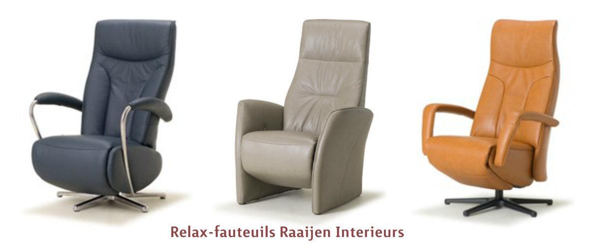 Kies een Relaxfauteuil die bij u past