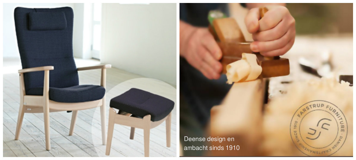 Ongekend Farstrup - Deense maatwerk fauteuils   Relaxfauteuils   Raaijen IW-41
