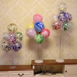 Ballon Standard / Trépied 130 cm - arbre ballon - arc