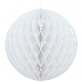 Alvéolé blanche 35 cm