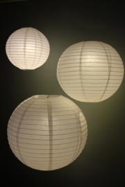Lampion blanc 35 cm