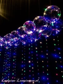 10 x LED Ballon XL - 40 cm