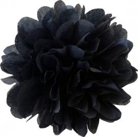PomPom schwarz 35 cm