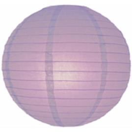 Lampion violet clair 35 cm