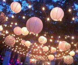 Startset LED lichtslinger - warm wit - 10 meter