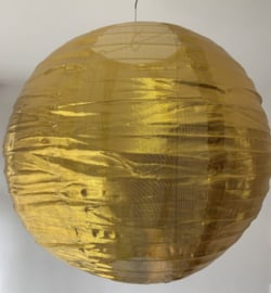 Gold Lampion Nylon 25 cm