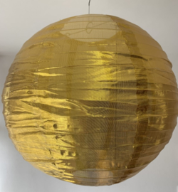 Lampion or de nylon 25 cm