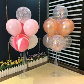 LED Ballon XL standaard / statief 70 cm - ballonnen boom