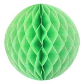 Honeycomb / Wabenball minze grün 35 cm