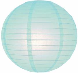 Lampion bleu clair 75 cm