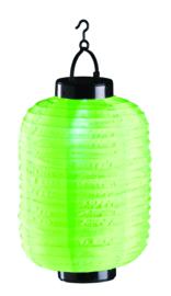 Solar Lampion grün 35 cm (Solarenergie)