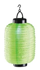 Lampion Solaire vert  35 cm