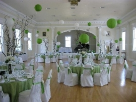 Combinatie pakket GROEN - wit - licht groen - groen