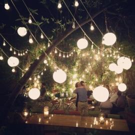 Set d'extension Fil Lumineux LED - chaud blanc - 10 mètres