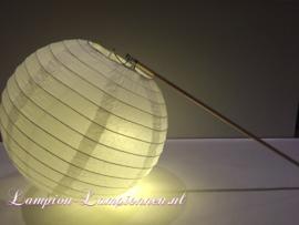 Lampion avec bâton et LED