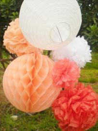 Perzik Honeycomb 35 cm