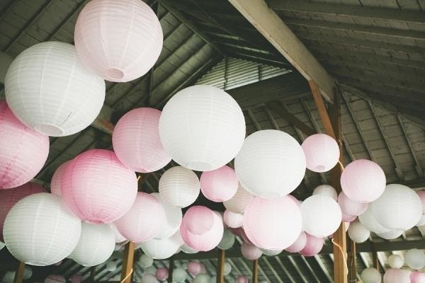 Combinatie pakket LARGE - wit - licht roze - roze