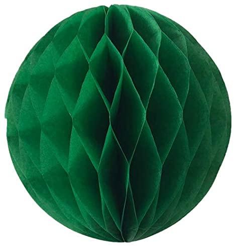 Donker groene Honeycomb 35 cm