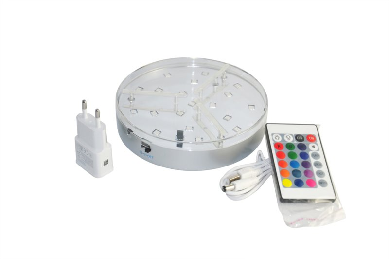 LED Dekoration unit 15 cm Multicolor