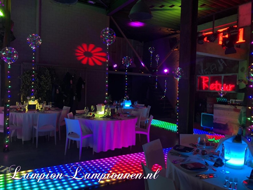 LED Ballon, verlichte helium ballon, balon met lampje, feest ballon, led unit ballon huwelijk decoratie eventversiering, goedkope led ballon, ballon mit led avec led, party deco deko veren erleuchtet bobo balloon luft ballon 5