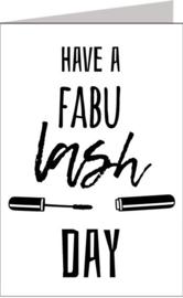 Fabu-lash-day