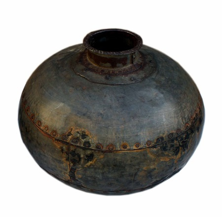 Oude Waterpot | Metaal
