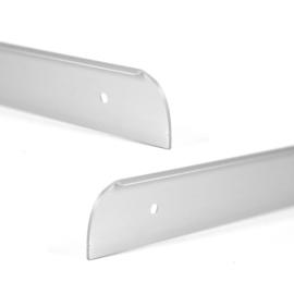 Set aluminium profielen voor werkblad 28mm