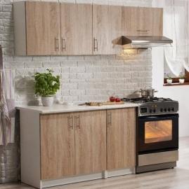 OLA - Complete kleine keukenblok 120cm