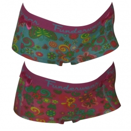 Funderwear Flower 2 pack