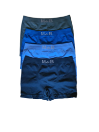 M&B blue