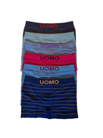 UOMO kids dark stripes