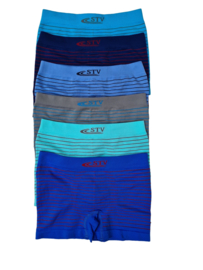 Boys STV stripes blue