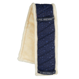 Imperial riding Lunging pad with Fur Moments