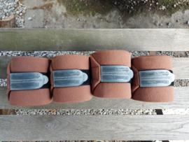 Alpha Fleece Bandage - Set van 4