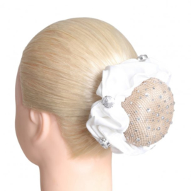 SD® CLARISSA HAIRNET WITH CRYSTALS.