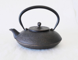 De enige èchte Japanse theepot van gietijzer. 0.7 liter