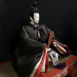 Antiek keizers paar laat EDO-periode