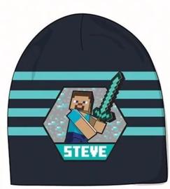 Minecraft muts Steve mt. 52