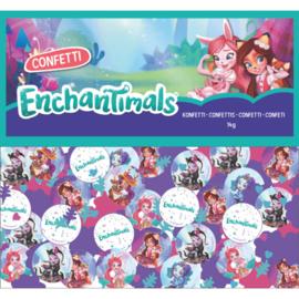 Enchantimals confetti 14 gr.